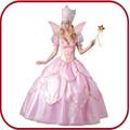 Adultos pink fairy elf partido del traje de halloween traje PGFC-3068