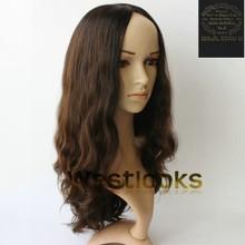 Multidirectional Skin Top 100% Mongolian Human Hair Kosher Jewish Women Wigs