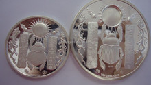 Ag 999 Silver Coin for Collection
