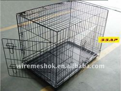 Light and handy dog kennel
