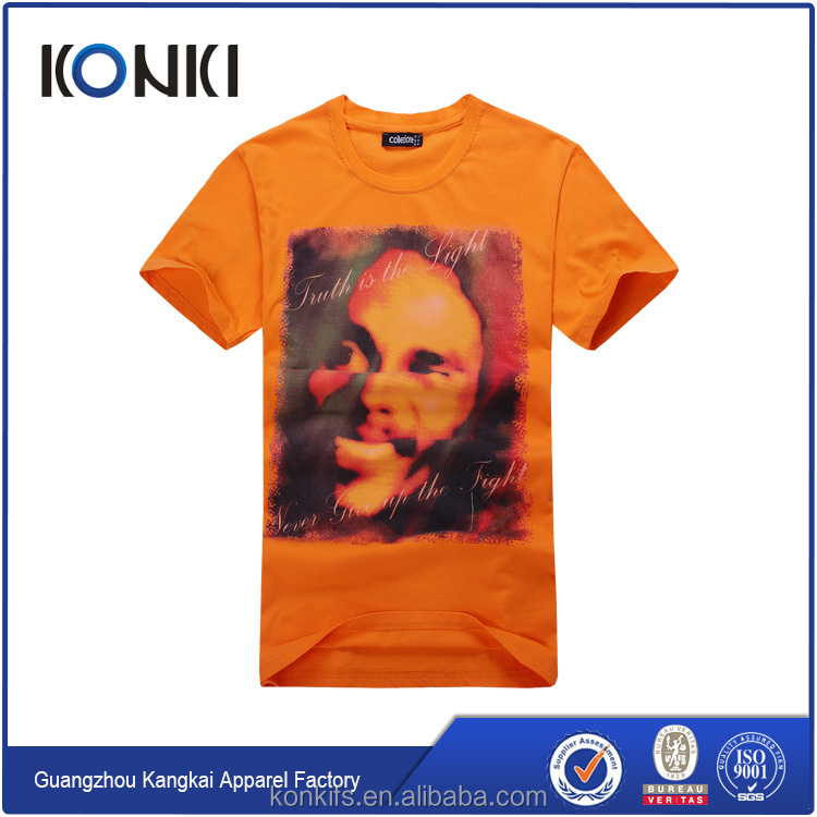 Design your own cotton t shirt printing with best quality for Design and buy your own shirt