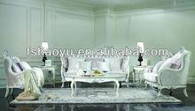 Alta calidad de lujo antiguo sofá
