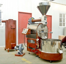 30kg commercial coffee roaster/30kg industrial coffee bean roaster, PLC or PID available