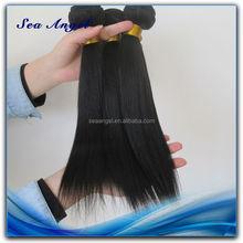 New Arrival Cheap Price 100% Human Hair Silky Yaki Perm Weave