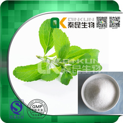 Antilipidemic 100% Natural 80% Stevia Extract Herbal Extract