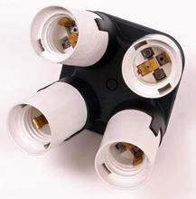 4-in-1 Flourescent Adapter Flourescent Bulbs