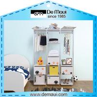Unique Design Safe Wardrobe Kids Bedroom Furniture