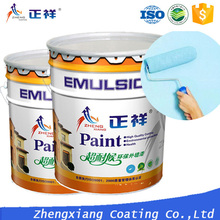 Brush Application Method and Acrylic Main Raw Material interior paint