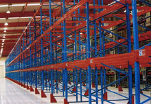 Top quality stainless steel pallet rack / metal shelves for pallets