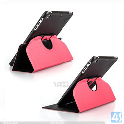 New arrive 360 rotate stand case for iPad Air 2 with the screen protector