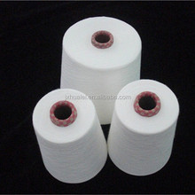 polyester spun yarn recycled pet bottle making