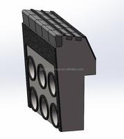 Center Disk Cutter&Scraper for Shield-Driving Machines