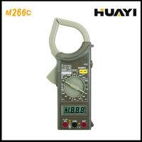 M266C AC Digital Clamp Meter with CE certificate
