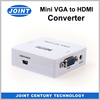 High Quality Mini VGA to HDMI Converter with HDCP Compliant Female to HDMI A Female