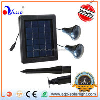 MSD 03-01-1 Dusk to dawn sensor solar light