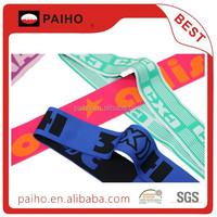 High-quality nylon Jacquard printed elastic webbing