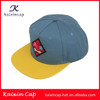 wholesale 2015 fashion trend high quality design your own logo with flat embroidery 100% acrylic yupoong 6 panel snapback