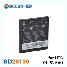 BD26100 for HTC mobile phone replacement lithium battery cell