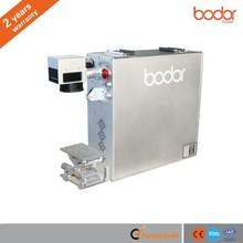 Bodor metal fiber marking laser with 2 years warranty