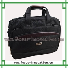 "Top quality nylon 15.6"" inch fashion multiple bussiness laptop computer bag"