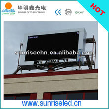 Sunrise supply hot products led commercial advertising display