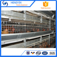 galvanized chicken cages/used chicken cages for sale/cages for broiler chicken