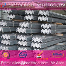 3000tons Ready Stock SS400 Q235 A36 Hot Rolled Angle Iron