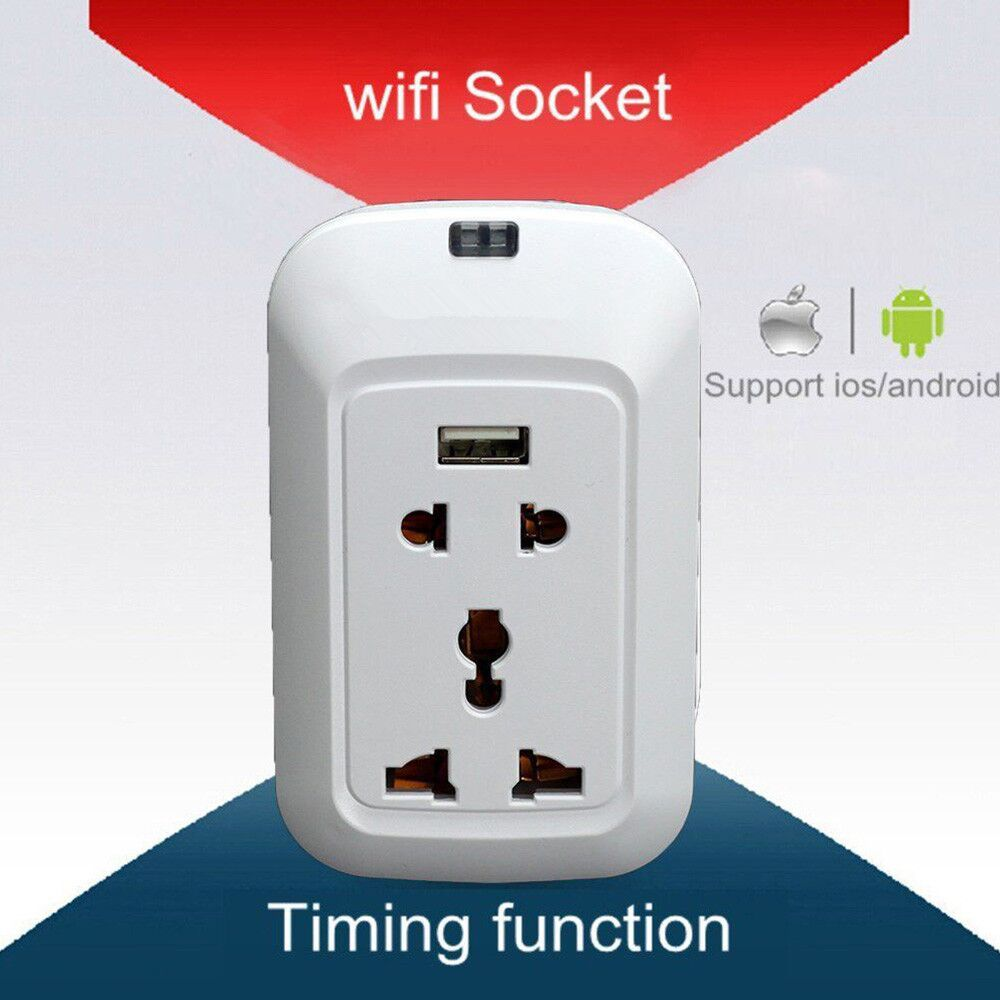 Smart Home Products Wifi Plug Smart Home Automation System