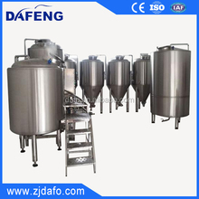 Conical Stainless Steel Beer Fermenter For Laboratory Stainless Steel Beer Equipment