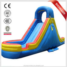 water park best sale fire truck inflatable water slide