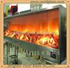 high temperature ceramic glass,ceramic fireplace glass,ceramic frit glass