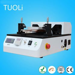 110/220V for iPhone 6 Mobile phone Touch Glass Screen Repair LCD Separator Machine + Cutting Wire