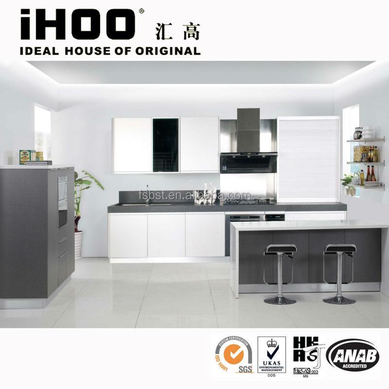 새로운 디자인 현대적인 주방 2014 모델을 인도 부엌 디자인-부엌 ...