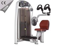 Body Strong Abdominal Crunch Fitness body building machine