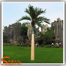 2015 new products for outdoor decoraion artificial plastic palm tree at great deal