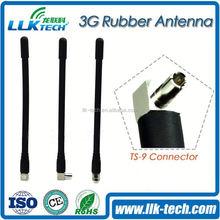 [Free sample] 3dbi antenna 3g gsm/cdma/umts/3g antenna antenn with ts9 connector