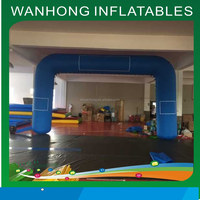 Inflatable finish line arch/inflatable advertising arch/inflatable arch renta
