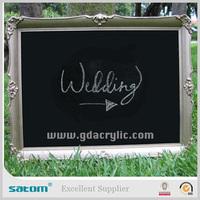 Exqusite custom restaurant blackboard slate for sale from Guangzhou Satom