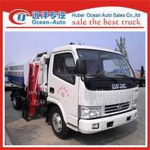 DFAC 2015 new condition chengli roll on roll off garbage truck
