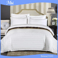 China direct factory hotel wholesale bedding set pvc zipper pillow bag bed sheets manufacturers in china
