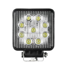 Best selling Car accessories 27w led work light, 4.5inch 12v off road led light work , 27 watt led work light