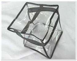 Manufacturing pvc bag / New design cosmetic bag promotional / woman pvc cosmetic bag
