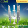 Rated 50W power 12V 24V optional voltage domestic wind generator for home