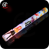 2015 New Products Outdoor Brass Lighting Color Changing Led Stick