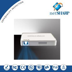 white smart for business Presentation Equipment for family theater