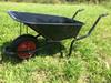 Sturdy Steel Garden Builders Wheelbarrow