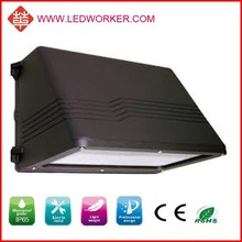 2015 top sales IP54 led wall pack light Rosh&CE listed 40W SMD3030 outdoor wall light with wholeslas price high brightness high