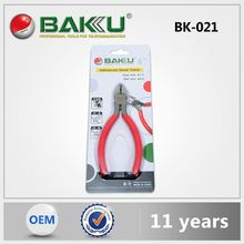 Baku Top10 Best Selling Top Quality Wholesale Price Newest Fashion Diagonal Cutting Brass Pliers
