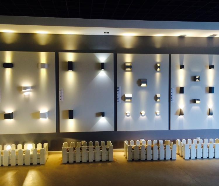 Top Jardim moderno luminárias decor ao ar livre iluminação de parede  PP03