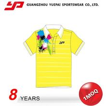 High Quality Eco-Friendly Popular Style Men Polo T-Shirts Printed Honeycomb